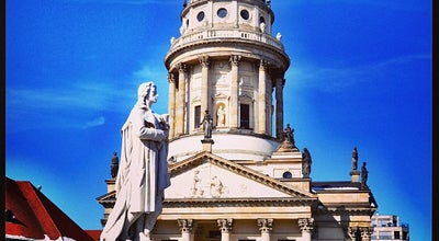 Photo of Monument / Landmark Französischer Dom at Gendarmenmarkt 5, Berlin 10117, Germany