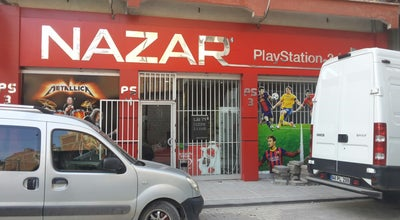 Photo of Arcade Nazar Playstation 2 at Malatya, Turkey