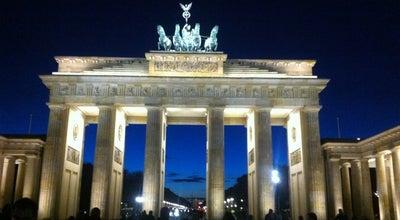 Photo of Plaza Pariser Platz at Pariser Platz, Berlin 10117, Germany
