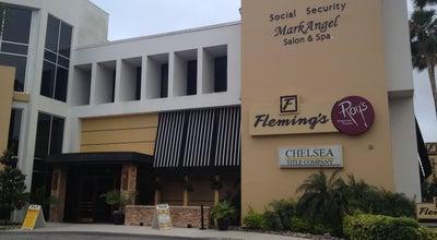 Photo of Steakhouse Fleming's Prime Steakhouse & Wine Bar at 2001 Siesta Dr, Sarasota, FL 34239, United States