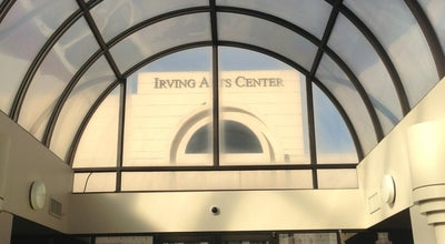 Photo of Performing Arts Venue Irving Arts Center at 3333 N Macarthur Blvd, Irving, TX 75062, United States