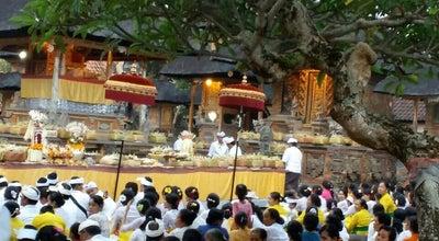 Photo of Temple Pura Desa Lan Puseh Desa Pakraman Padangtegal at Jl Hanoman, Ubud, Indonesia