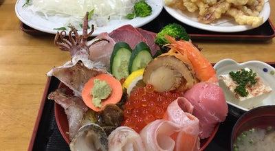 Photo of Japanese Restaurant お食事処おおはま at 豊北町角島, 下関市 759-5332, Japan