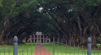 Photo of History Museum Oak Alley Plantation at 3645 Highway 18, Vacherie, LA 70090, United States