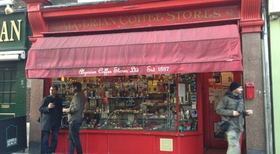 Photo of Coffee Shop Algerian Coffee Stores at 52 Old Compton St., London W1D 4PB, United Kingdom