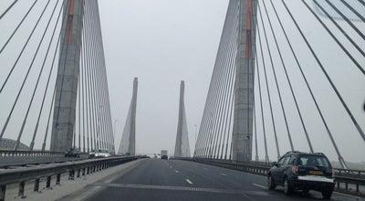 Photo of Bridge Martinus Nijhoffbrug at Rijksweg A2, Zaltbommel, Netherlands