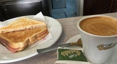Photo of Tapas Restaurant Café-bar La Pajarita at Calle Baños, Sevilla 41002, Spain