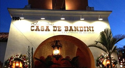 Photo of Mexican Restaurant Casa De Bandini at 1901 Calle Barcelona, Carlsbad, CA 92009, United States