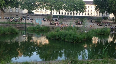 Photo of Trail Bords de l'Erdre at Pont De Saint-mihiel, Nantes 44000, France
