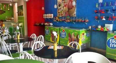Photo of Ice Cream Shop Sorveteria PointChik at Pç. Santa Luzia, Penedo 57200-000, Brazil