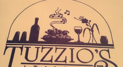 Photo of Italian Restaurant Tuzzio's at 224 Westwood Ave, Long Branch, NJ 07740, United States