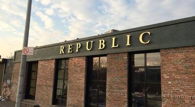 Photo of Italian Restaurant Republic at 33-29 Astoria Blvd, Astoria, NY 11103, United States