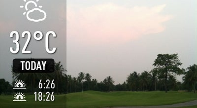 Photo of Golf Course Mountain Shadow Golf Club at 159/1 Moo 2 Saensuk Bangpra Rd., Mueang 20130, Thailand