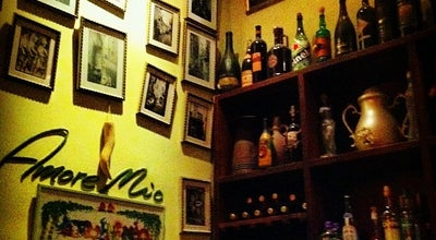Photo of Italian Restaurant Amore Mio (אמורה מיו) at 100 Ibn Gabirol St., Tel Aviv 6404625, Israel