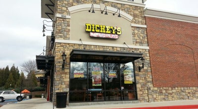 Photo of BBQ Joint Dickey's Barbeque Pit at 1610 Ridenour Blvd Nw, Kennesaw, GA 30152, United States