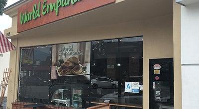 Photo of Argentinian Restaurant World Empanadas at 529 S Victory Blvd, Burbank, CA 91502, United States