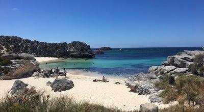 Photo of Beach Parakeet Bay at Bovell Way, Rottnest Island, We 6161, Australia
