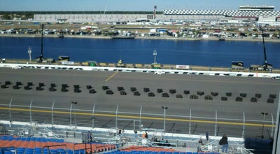 Photo of Racetrack Daytona International Speedway - Superstretch at Midway Rd., Daytona Beach, FL 32114, United States