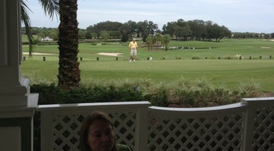 Photo of American Restaurant Mallory Hill Country Club at 1675 Odell Cir, The Villages, FL 32162, United States