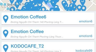 Photo of Coffee Shop Emotion Coffee at 139 Nguyễn Chí Thanh, Đống Đa, Vietnam