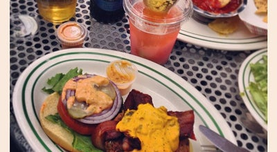 Photo of American Restaurant Mother Burger at 329 W 49th St, New York, NY 10019, United States
