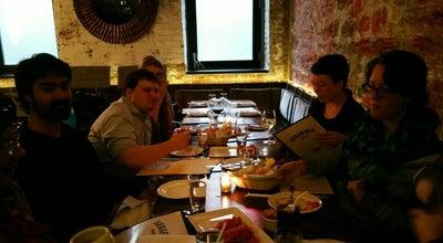 Photo of Italian Restaurant Serafina Harlem at 1260 Amsterdam Ave, New York, NY 10027, United States