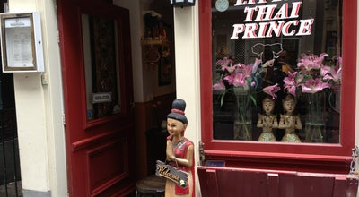Photo of Thai Restaurant Little Thai Prince at Zeedijk 33a, Amsterdam 1012 AR, Netherlands