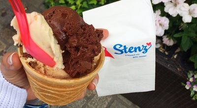 Photo of Ice Cream Shop Stenz at Bismarckplatz 9, Regensburg 93047, Germany