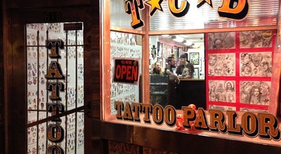 Photo of Tattoo Parlor T.C.B. Tattoo Parlour at 618 Queen St. W., Toronto, ON, Canada