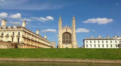 Photo of University University of Cambridge at The Old Schools, Cambridge CB2 1TN, United Kingdom