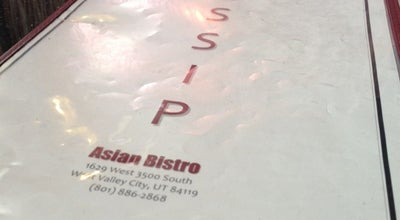 Photo of Vietnamese Restaurant Gossip Tapioca at 1629 W 3500 S, Salt Lake City, UT 84119, United States
