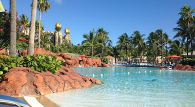 Photo of Water Park Aquaventure at Atlantis Paradise Island, Paradise Island, Bahamas