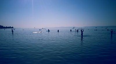 Photo of Beach Balatonföldvár Keleti Szabadstrand at Hungary