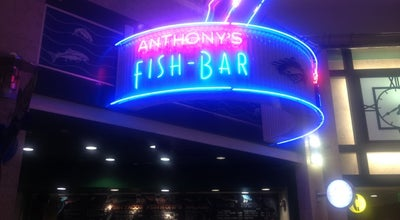 Photo of Seafood Restaurant Anthony's Fish Bar at 17801 International Blvd, Seatac, WA 98158, United States