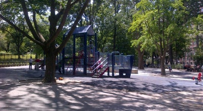 Photo of Playground Central Park - Mariners' Gate Playground at Central Park West, New York, NY 10024, United States