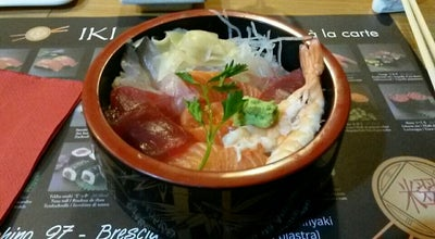 Photo of Japanese Restaurant IKI at Via S. Rocchino 97, Brescia, Italy