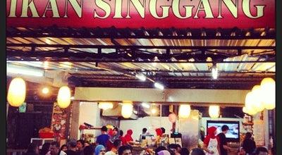 Photo of Malaysian Restaurant Selera Ramai 1 Ikan Singgang at 19-20, Medan Selera, Jalan Dewan Sultan Sulaiman 1, Kuala Lumpur 50300, Malaysia