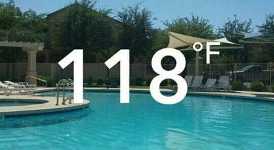 Photo of Pool Villagio Front Pool at 2401 E Rio Salado Pkwy, Tempe, AZ 85281, United States