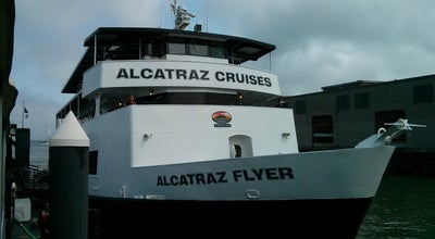 Photo of Other Venue Pier 33 - Alcatraz Ferries  at 1398 The Embarcadero, San Francisco, CA 94133, United States