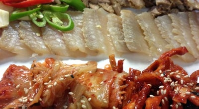 Photo of Korean Restaurant 한남북엇국 at 용산구 독서당로 65-7, 서울 140-886, South Korea