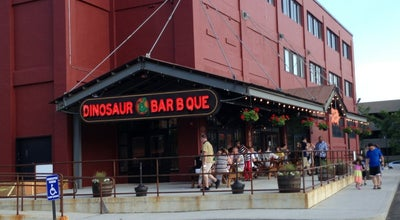 Photo of BBQ Joint Dinosaur Bar-B-Que at 845 Canal St, Stamford, CT 06902, United States
