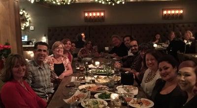 Photo of Italian Restaurant The Villa Restaurant of Woodland Hills at 22160 Ventura Blvd, Woodland Hills, CA 91364, United States