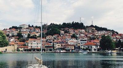 Photo of Lake Ohrid Lake at Ohrid, Macedonia