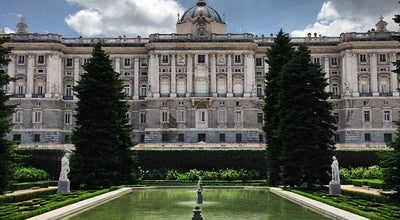 Photo of Garden Jardines de Sabatini at C. Bailén, 2, Madrid 28013, Spain