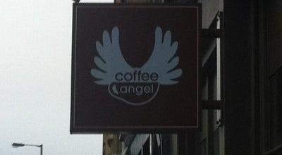 Photo of Coffee Shop Coffee Angel at 24-27 Brandon Terrace, Edinburgh EH3 5DZ, United Kingdom