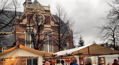 Photo of Tourist Attraction Noordermarkt at Noorderkerk, Amsterdam, Netherlands