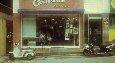 Photo of Sandwich Place Casablanca SANDWICHERIE at 신흥로 35, Yong-san-gu 04338, South Korea