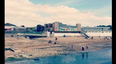 Photo of Beach Bowleaze Cove at Weymouth, United Kingdom