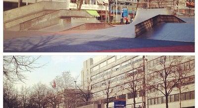 Photo of Tourist Attraction Skate Park Westblaak at Westblaak 107, Rotterdam 3012 KG, Netherlands