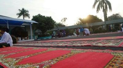 Photo of Mosque Asrama Haji Tabing Padang at Tabing, Padang, Indonesia